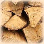 еловые дрова колотые