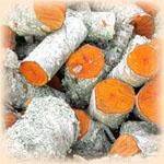 ольховые дрова колотые