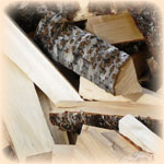 осиновые дрова колотые
