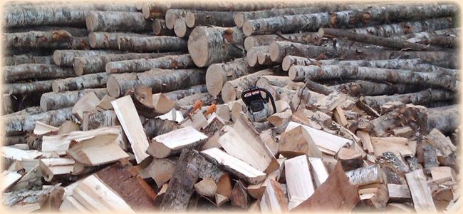 Производство дров