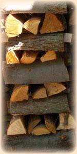 Сушка дров и хранение